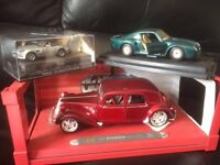 3 model cars for sale
