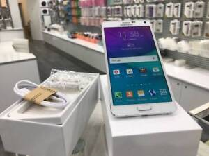 GALAXY NOTE 4 32GB WHITE UNLOCKED WARRANTY TAX INVOICE Surfers Paradise Gold Coast City Preview