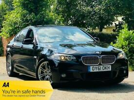 image for 2011 BMW 5 Series 2.0 520d M Sport 4dr Saloon Diesel Automatic
