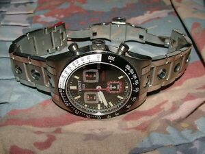 Trade Tissot chronograph for another interesting watch