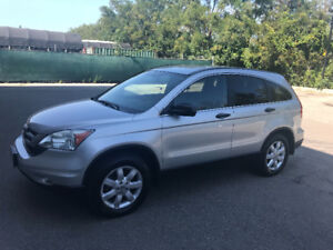 2011 Honda CR-V in Excellent Condition New Tires Safety is Done