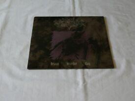 Katatonia - Brave Murder Day Vinyl LP Record. Northern Silence Prod. NSP 009. Limited Edition.