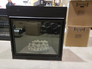 Napolean hd40 gas fireplace
