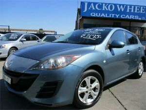 2010 Mazda 3 BL 10 Upgrade Maxx Blue 5 Speed Automatic Hatchback Bankstown Bankstown Area Preview