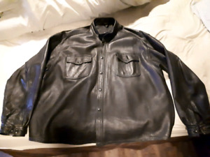 Custom Leather Shirt/Jacket