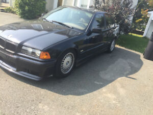 1997 BMW 3-Series MPackage Berline