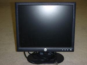 Ecran ordinateur LCD 17 pouces Dell