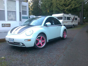 2003 Volkswagen Beetle For Sale or Trade