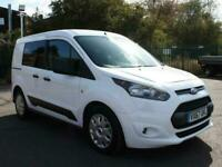 2018 Ford Transit Connect 1.0 100ps Double Cab Trend Short Wheelbase L1H1 Van Cr