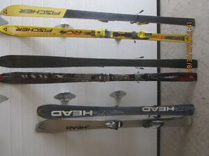 1 ski packages( skis, boots, boot carrier and poles)