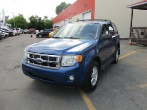 Ford Escape 4WD 4dr V6 XLT 2008