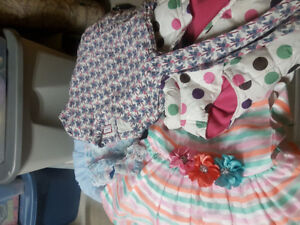 Baby clothes bundle:  Girls 0-5 years and boys 0-5