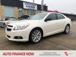 2013 Chevrolet Malibu 4dr Sdn LT w/2LT CHEAP PAYMENTS