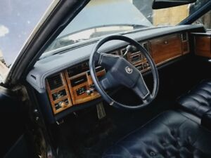 1980 Cadillac Elderado Restoration Project Vehicle