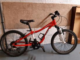 Kids specialized hotrock bike.