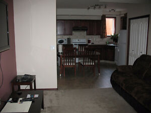 Lower Duplex 2 bdrms  Furnished,Utilities Included,AvailJune 1st