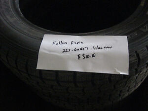 225-60r17 winter tires