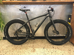 "Fat Bike Felt Double Double 70 2016 ""demo"""