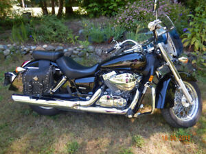 2006 Honda Shadow Aero 750cc
