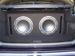 Best prices Car audio installations