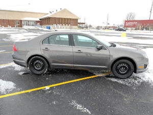 2011 FORD FUSION SEL V6 FWD