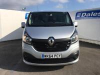 2014 Renault Trafic LL29 ENERGY dCi 120 Twin Turbo Sport Van 5 door Panel Van