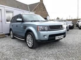 2011 (61) Land Rover Range Rover Sport HSE 3.0 TDV6 Auto ( 245 bhp )