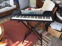 Yamaha PSR-170 Electronic Keyboard PLUS Stand