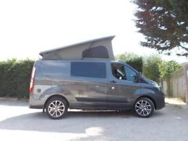 """Ford Transit Custom Auto Camper Classic Pop Top Camper with 18"""" Wolfrace Alloys"""