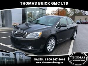 2015 Buick Verano Convenience Group II  SUNROOF, REMOTE START!