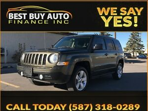 2015 Jeep Patriot SPORT NORTH 4WD w/BlueTooth, USB Connect, Sate
