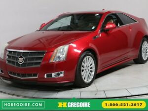 2011 Cadillac CTS Performance CUIR TOIT MAGS BLUETOOTH CAMERA RE