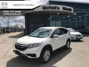 2015 Honda CR-V SE  - Bluetooth -  Heated Seats - $166.42 B/W
