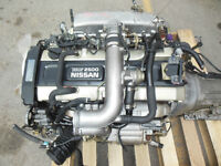 JDM RB25DET ENGINE 240SX RB25DET AUTOMATIC ENGINE RB25DET SERIES