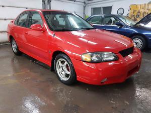 Nissan Sentra SER 2002 1500$ nego!