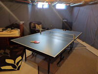 Casual Ping Pong