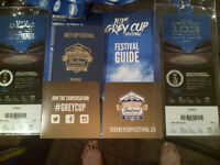 Fabulous tickets to the 103rd Grey Cup
