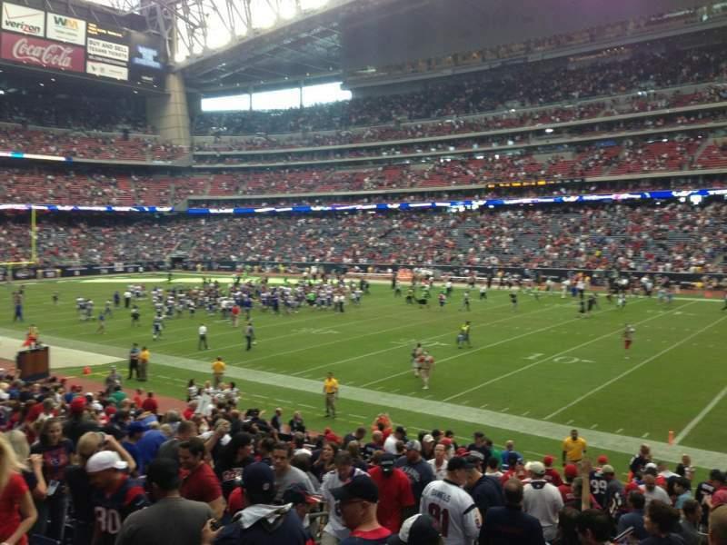 Houston Texans Vs. LA Chargers Dec 26 2 Tickets Field Level Goal Line  - $230.00