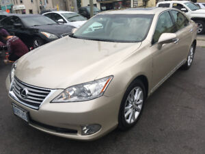 2011 Lexus ES350 - Very good condition. Low mileage.  Certified