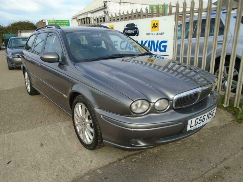 Used, 2006 Jaguar X-Type 2.0 D Classic 4dr for sale  Saxilby, Lincoln