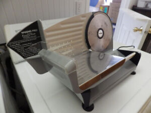 """Electric Meat Slicer (""""NEW PRICE"""")"""