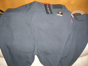 Fusion  Dress Pants Trousers Mens Made In Italy New With Tags