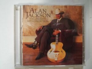 Alan Jackson, The Greates Hit Collection.