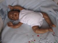 "Reborn Baby Doll - Preemie Size ( 16"" )"