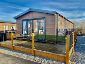 BRAND NEW 2 BEDROOM WILLERBY LODGE NEAR SKEGNESS INGOLDMELLS WITH DECKING