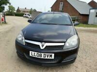 2008 Vauxhall Astra 1.6 Twin Top Air 12mth MOT/3mth Warranty
