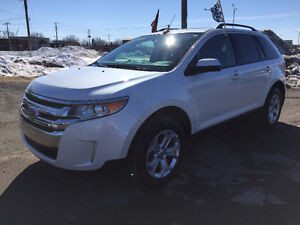 2014 Ford Edge sel 3.5 litres seulement 50126 km
