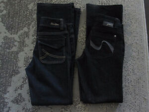 "Ladies Jeans - Assortment - Size 4,5,5/6,26"", 28""-great shape"