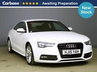 2015 AUDI A5 2.0 TDI 177 S Line 2dr Coupe