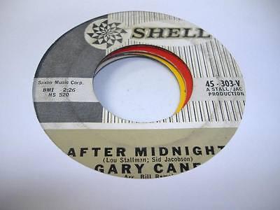 Hear! Rocker Neuheit 45 Gary Cane after Midnight auf Muschel ()